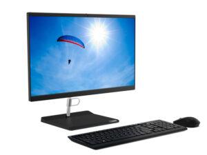 All-in-One Lenovo V30a 22IML, Intel Core i3-10110U, 4GB, 128GB, FreeDos 2