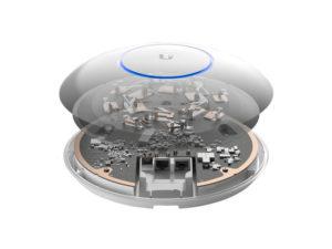 UBIQUITI UAP-XG Ubiquiti UniFi UAP-XG Quad-Radio 802.11ac Wave 2 Access Point, 802.3bt PoE 1